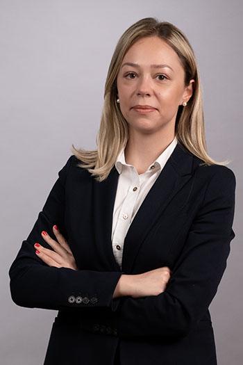 Адвокат Д-р Ана Пепељугоска Костовска, Attorney at Law/Partner Ana Pepeljugoska Kostovska