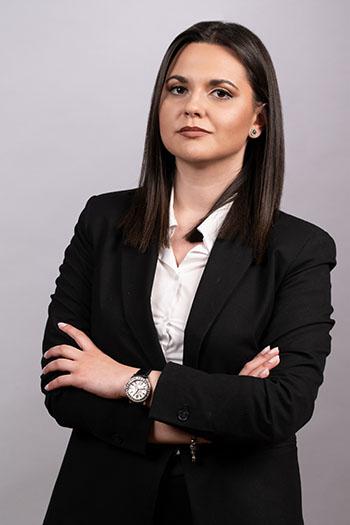 Адвокат М-р Ангела Јанкоска, Attorney at Law/Associate Angela Jankoska
