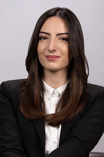М-р Фросина Касниоска